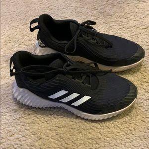 Adidas Shoes - Boys Size 3 1/2
